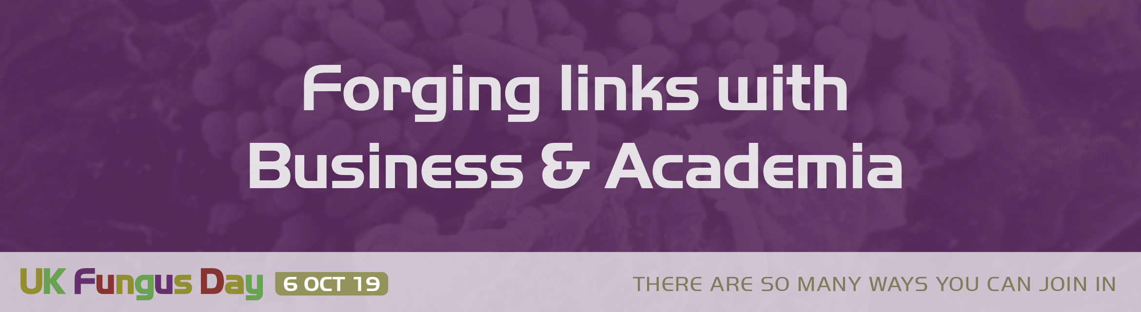 Forging links with Industry & Academia