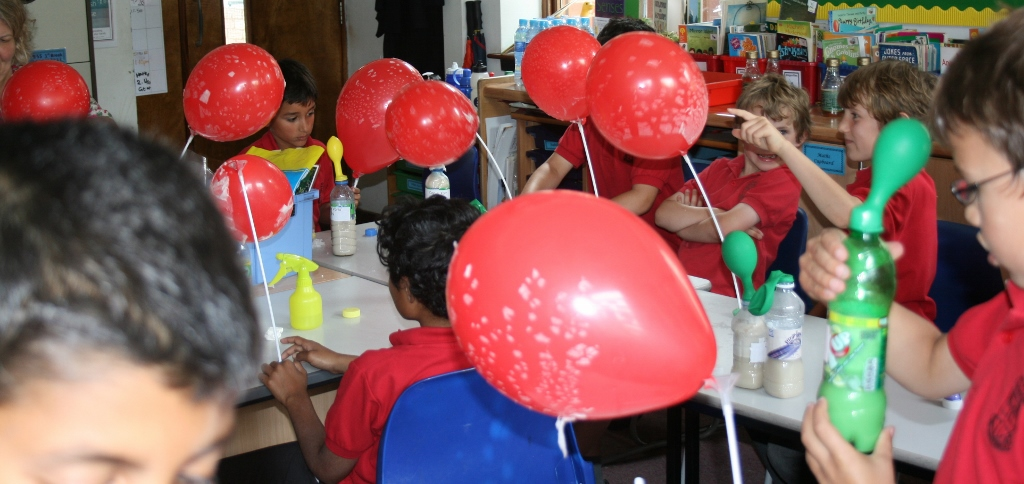 Fun with fungi for Primary schools